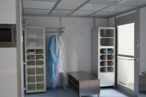 BMF Musterkabine Showroom